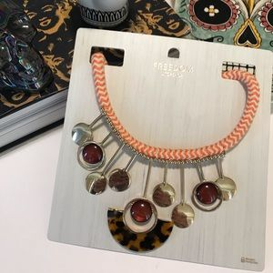Topshop Necklace Statement NWT